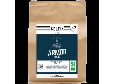 Armor blend mélange café biologique moulu