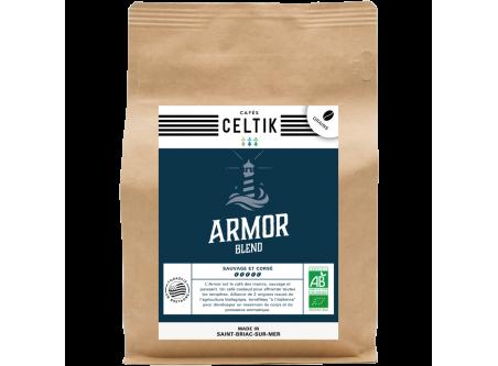 Armor blend mélange café biologique