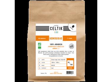 Honduras Ceiba café biologique grain