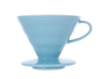Hario V60 VDC-02 Bleu Ciel